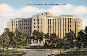 9047  NC Charlotte   Memorial Hospital