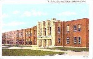 IA Mason City Roosevelt Junior High School