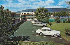 Canada Downtown Motel Penticton British Columbia