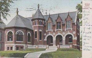 Maine Auburn Public Library