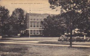 New Jersey Red Bank Senior High School 1941