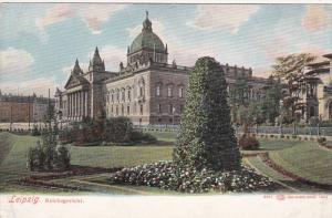 Reichsgericht, LEIPZIG (Saxony), Germany, 1904