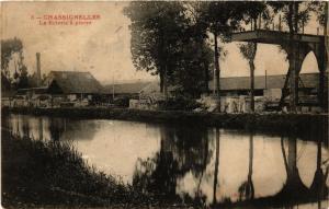 CPA CHASSIGNELLES - La Scierie a pierre (357706)