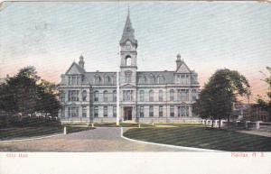 HALIFAX, Nova Scotia, Canada, PU-1906; City Hall