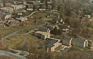 CORNWALL, Pennsylvania, 40-60s; Campus, Cornwall Manor, United Methodist Church