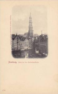 Fleth Bei Der Catharinenfirche, Hamburg, Germany, 1900-1910s