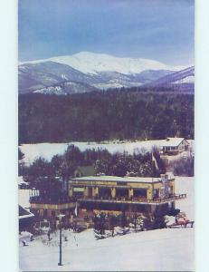 Pre-1980 SKI MOBILE STATION North Conway New Hampshire NH H5828