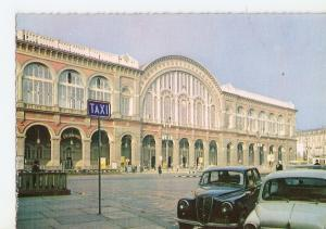 Postal 034373 : Stazione di Porta Nuova. Torino