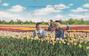 Michigan Holland Van Bragt Tulip Farm