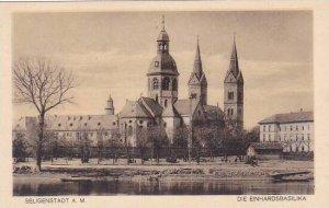 Germany Seligenstadt Die Einhardsbasilika