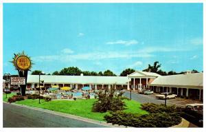 21012 VA  Falls Church  Quality Motel Governor