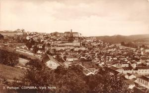 Portugal Coimbra Vista Norte Panorama