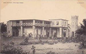 Colonies Francaises, La Mission Catholique, Agoue, Dahomey, Africa, 1900-1910s