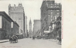 PHILADELPHIA , Pa. , 1901-07 ; Broad Street