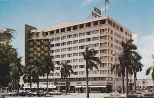 Exterior, The Biscayne Terrace Hotel,  Miami,  Florida,  40-60s