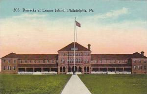 Barracks at League Island, Philadelphia, Pennsylvania, 00-10s