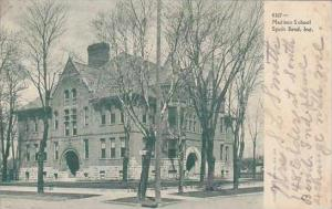 Indiana South Bend Madison School 1906