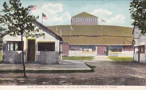 Candy Stands Belt Line Station And The Old Bostock Building At Port Gratiot B...
