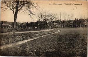 CPA AK Haute-Alsace - FULLEREN - Vue générale (366299)