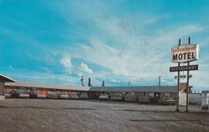 Yellowhead Motel, Edson, Alberta, Canada, 40-60s
