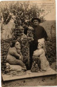 CPA ROTHÉNEUF - Les Rochers sculpptés M.& Mme de ROTHÉNEUF - Vue prise (226885)
