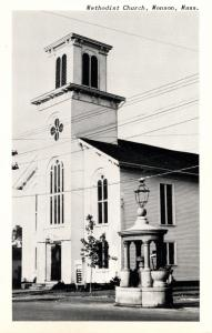 MA - Monson. Methodist Church