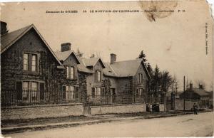 CPA Domaine de Guises LE NOUVION en-Thierache Pavillon des Gardes (202257)