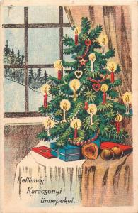 christmas tree fantasy hungary 1939