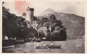 France Annecy Le Chateau de Duingt Photo