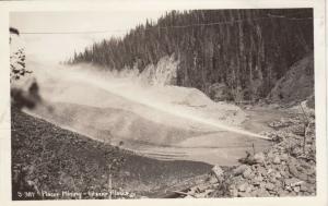 RP: ALASKA, 1920-40s; Placer Mining - Interior Alaska