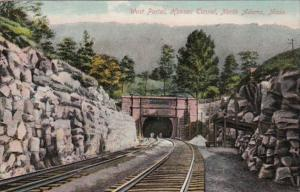 Massachusetts North Adams West Portal Hoosac Tunnel