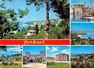 Slovenia Portoroz multiviews Piran Strunjan Izola Koper Ankaran