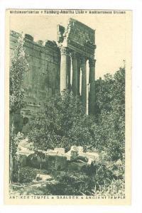 Antiker Tempel , BAALBEK , Lebanon , PU-1934