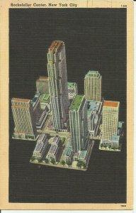 New York City, Rockefeller Center