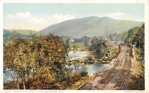 Huntington Mass  Massachusetts Postcard