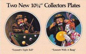 Advertising Collector Plates American Heritage Art Products El Cajon California