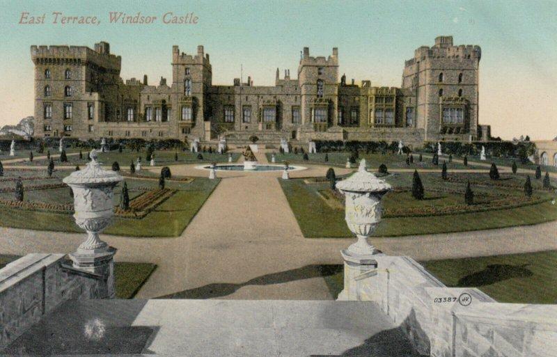 WINDSOR, Berkshire, England, UK , 00-10s; East Terrace, Windsor Castle