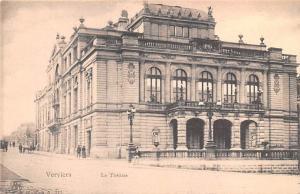 Verviers Belgium, Belgique, Belgie, Belgien Le Theatre Verviers Le Theatre