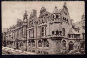 Town Hall,Oxford,England,UK