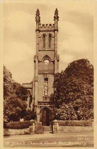 St. John's Church, South Bar, Banbury (Oxfordshire), England, UK, 1900-1910s
