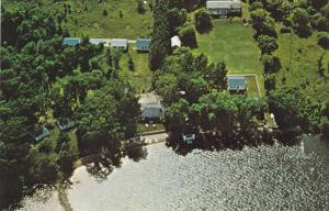 Blue Cottages , Stoco Lake , TWEED , Ontario , Canada,  50-60s