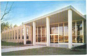 Science Building, South Georgia College, Douglas, Georgia GA, Chrome