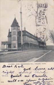 Solder's Home , Powderhorn Hill , CHELSEA , Massachusetts , PU-1906