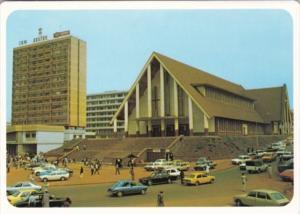 Cameroun Yaounde La Cathedrale