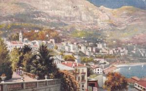 Monte Carlo , Harbor , 1904 ; TUCK 7053 P No 29