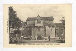 Baptistere St. Jean,Poitiers (Vienne),France 1900-10s