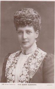 RP: UK Royal Family , 00-10s ; H.M. Queen Alexandra