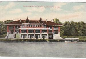 Illinois Bloomington Miller Park Pavilion