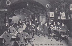 Gruss aus dem Maximilian-Keller , WIEN I , Austria , 00-10s
