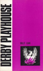 Billy Liar Dr Who Daleks The Tripods Actor Derby Playhouse 70s Theatre Programme